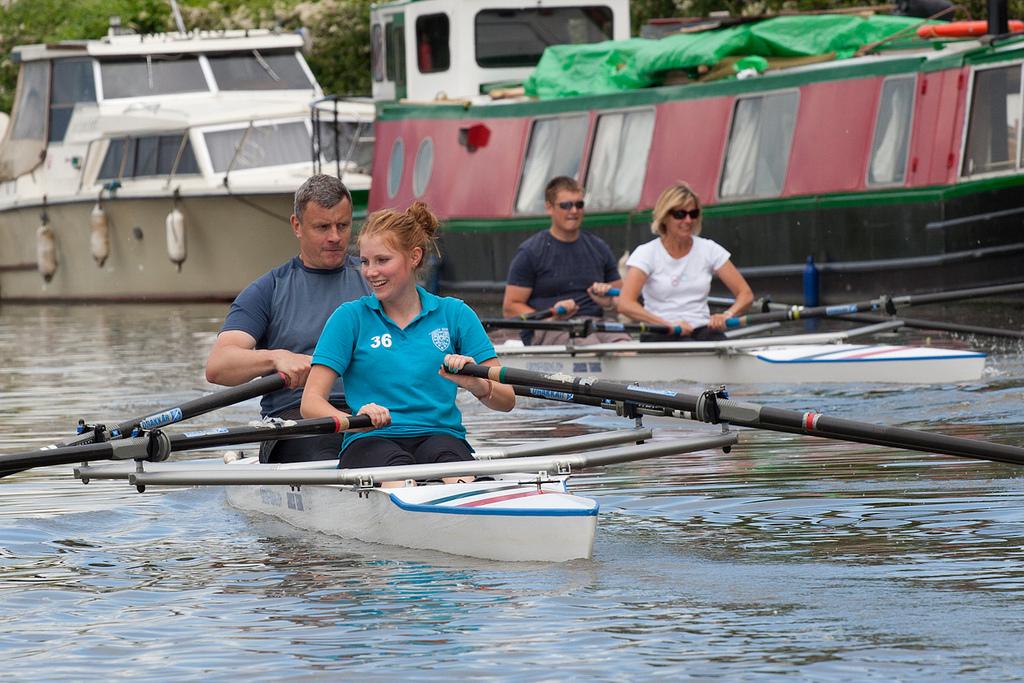 Training Boats | Janousek & Stampfli Racing Boats